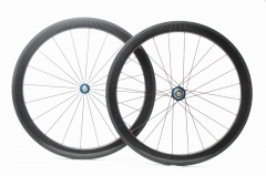 Kaze 26mm(wide) White Industry T11 built tubular wheel set
