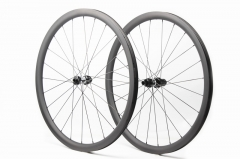 Gravel Wheelset built with DT Swiss 350 SP hub