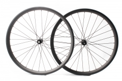 Asymmetric 29er Ultralight MTB DT Swiss 350 Built wheelset