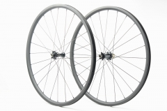 Feder Disc 27mm / 28mm(wide) Extralite Cyber built tubeless wheel set 24H/24H