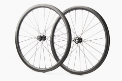 Feder Disc 27mm / 28mm(wide) Tune disc built tubeless wheel set 24H/24H