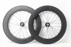 Track Tubeless Wheel set with Novatec A565SBT A566SBT hub 20H/24H