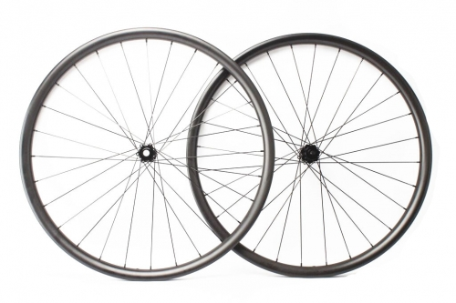 Asymmetric 29er Ultralight MTB DT180 EXP Boost Built wheelset