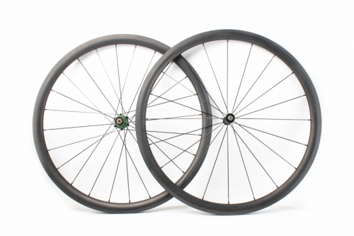 Feder 26mm(wide) Extralite hub built tubeless wheel set 20H/24H